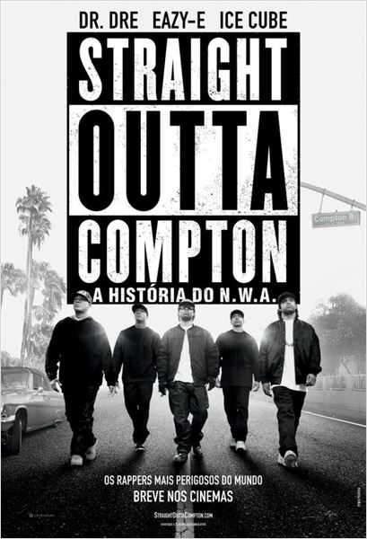 Straight Outta Compton – A História do N.W.A. - Full HD 1080p