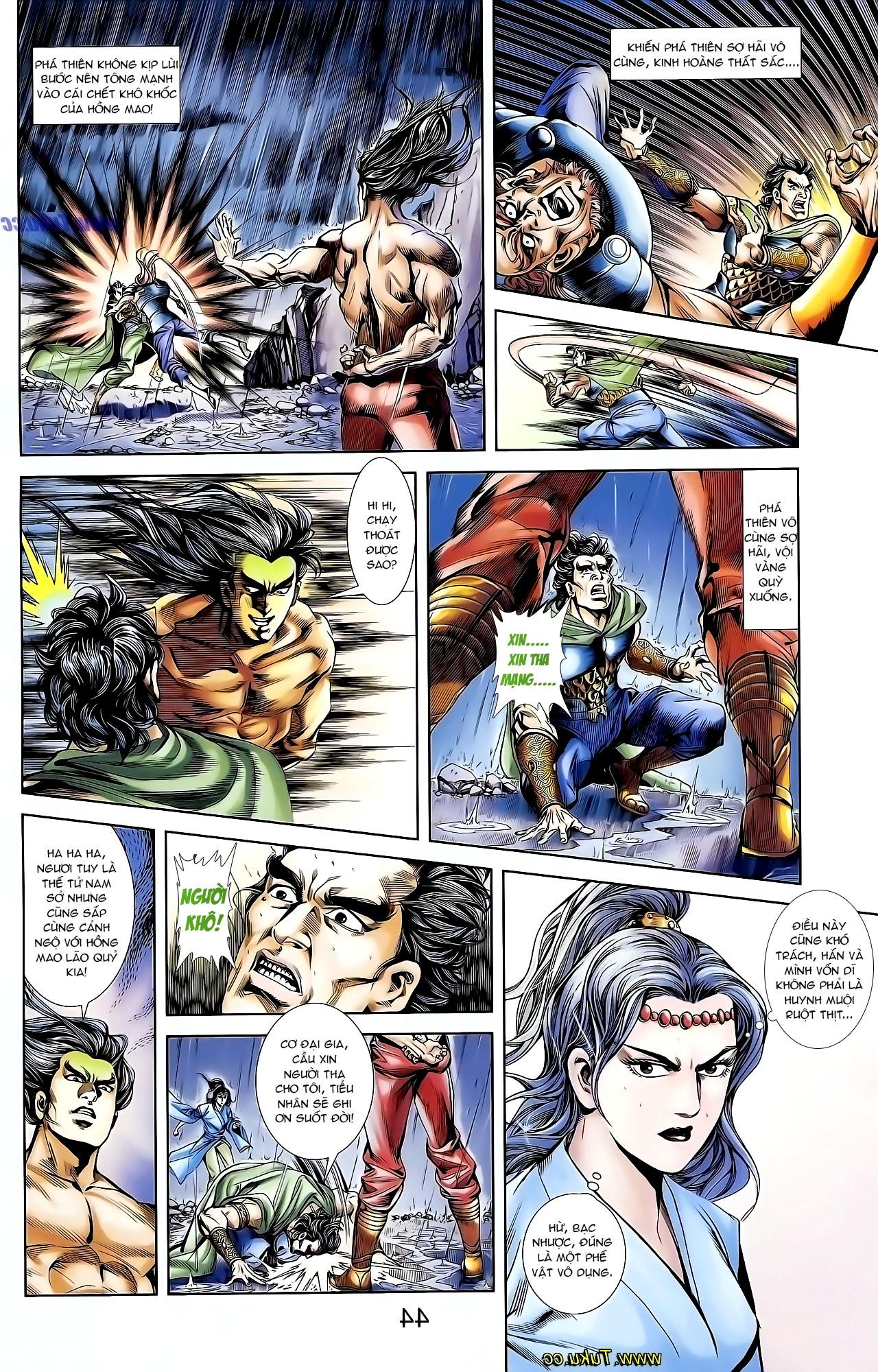 Cơ Phát Khai Chu Bản chapter 130 trang 13