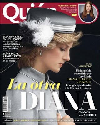 Revista Quién México 15 Agosto 2017