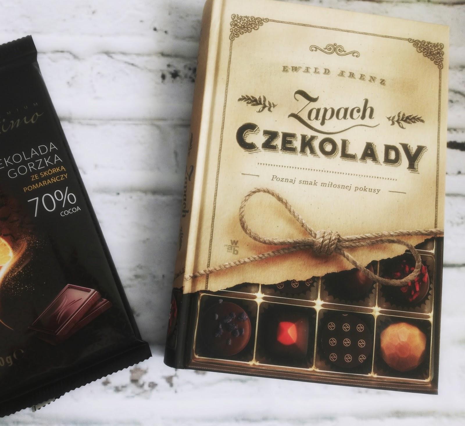 Zapach czekolady - Ewald Arenz- recenzja