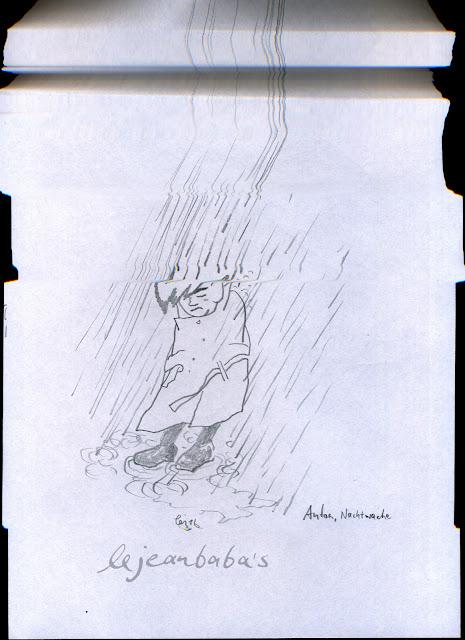 Anton Gorodetski - Nachtwache - Антон Городецки