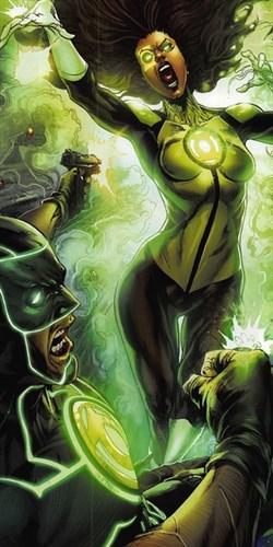 Green Lantern (2016)