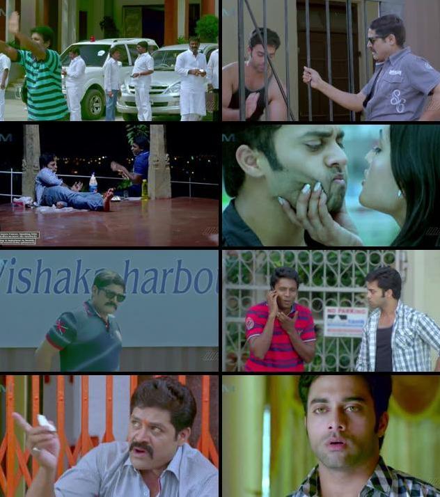 Vasool Raja 2016 Hindi Dubbed 720p HDRip