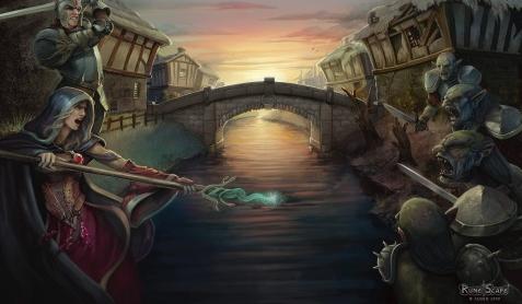 Imagem do game Runescape