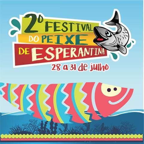 Programação do II Festival do Peixe de Esperantina