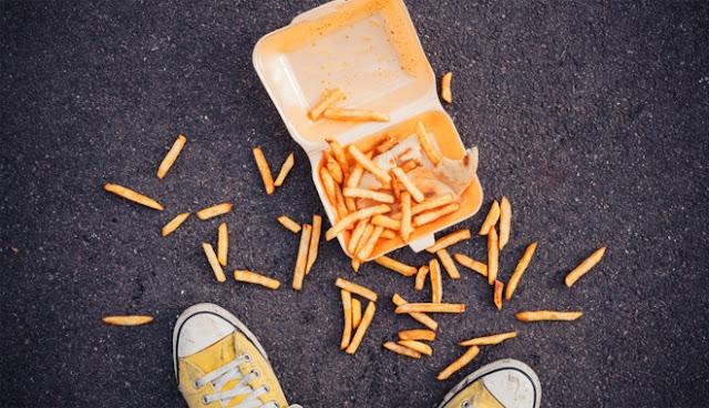 Nằm mơ thấy thức ăn bị vương vãi khắp nơi - Win2888vn