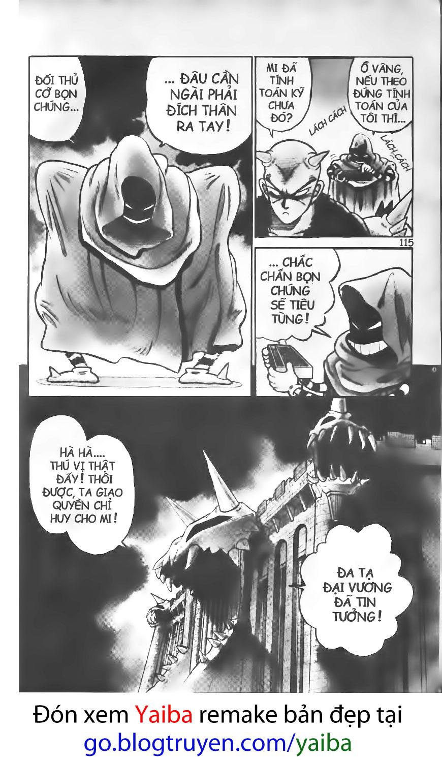 Yaiba chap 26 trang 4