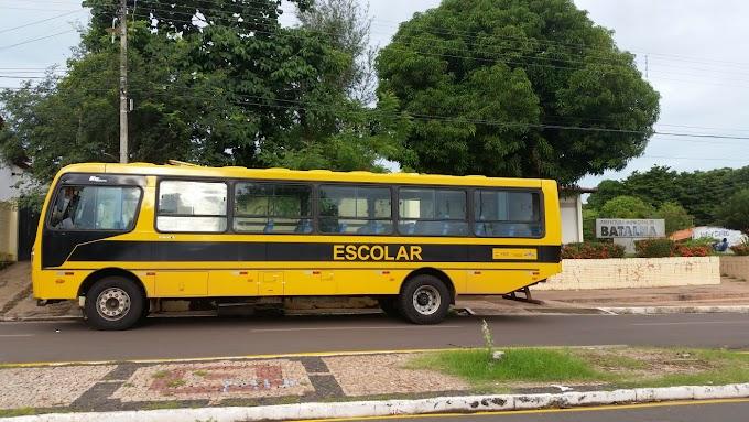 Ônibus 0km chega ao município de Batalha