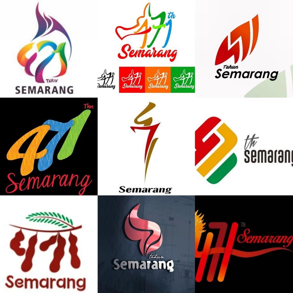 Ini Logo HUT Kota Semarang yang Ke 471