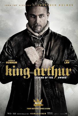 King Arthur: Legend of the Sword Poster