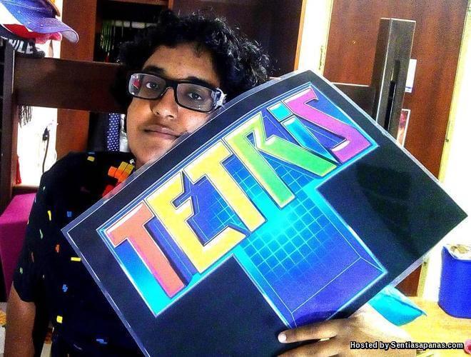 Wanita AS Bakal Kahwini Permainan Tetris!