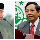 Sore Ini, Jokowi-Mahfud MD Akan Dideklarasikan Sebagai Capres-cawapres