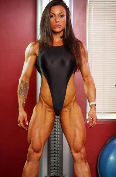 Beautiful Bodybuilder Women (Part 2)
