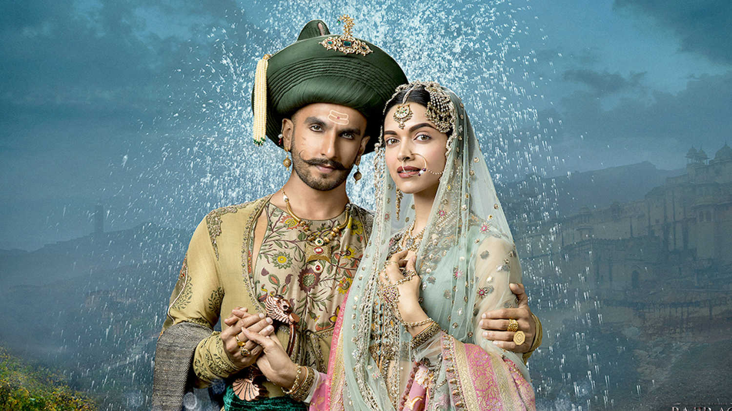 Award Winning Costues on Bajirao Mastani Movie
