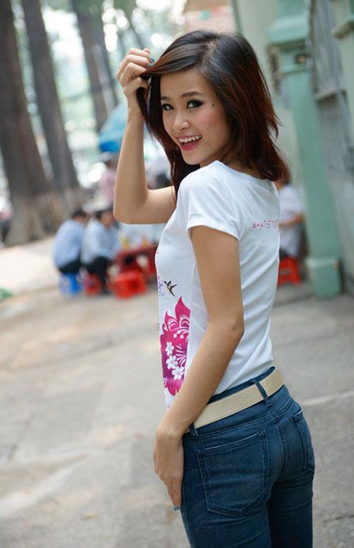 Cutest Teen Model In Vietnam - Vietnamese girls