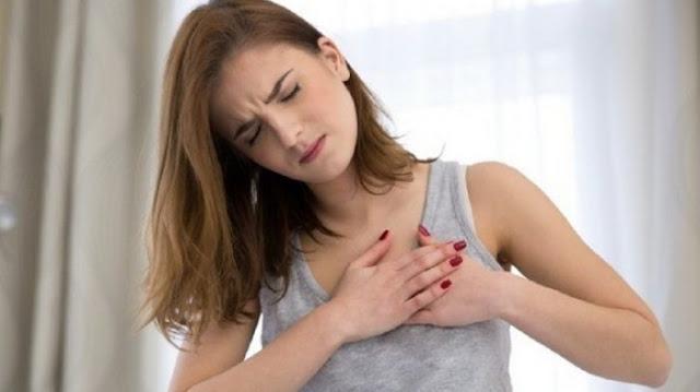 Nyeri Dada Tak Selalu Serangan Jantung