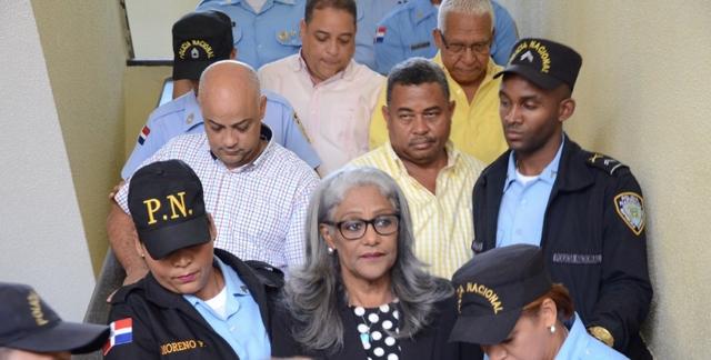 Envían a prisión a exdirector del CORDE y otros seis implicados en caso de Los Tres Brazos