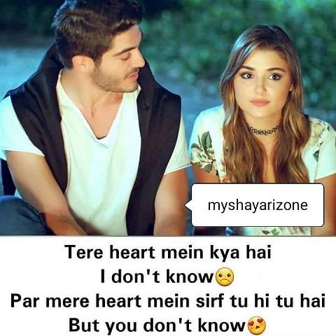 Chulbuli Dil Ki Shayari Love Whatsapp Image Status SMS in Hindi