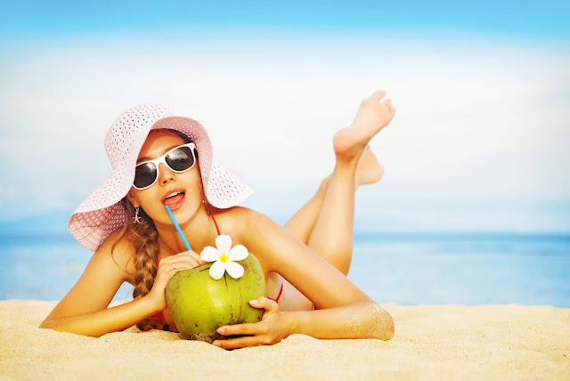 Coconut water regulates blood pressure
