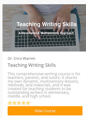 Dr. Erica Warren's courses