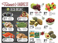 Pavilions Farmer's Harvest $5 Friday Sale December 21, 2018
