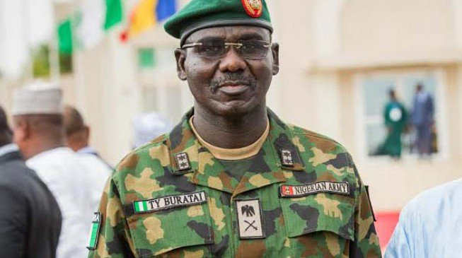 More Than 700 Boko Haram Insurgents Surrender In Borno State - Lt. Gen. Buratai