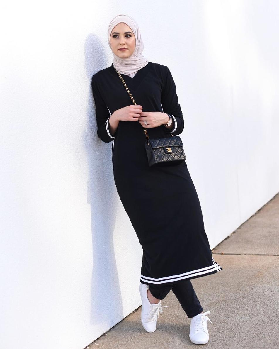 Muslim women fashion clothes 90
