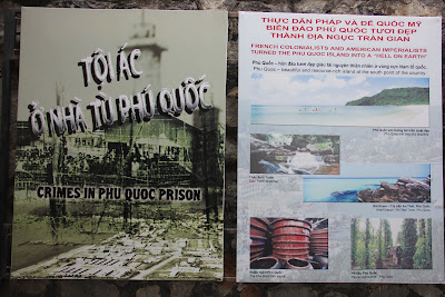 Prigione di Phu Quoc, crimini Phu Quoc