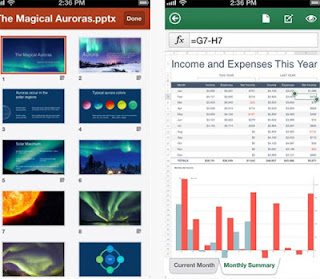 Microsoft launched Office Mobile apps for iPHone