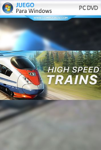 High Speed Trains PC Full Español