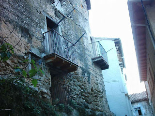 lo castellá, lo castellà, barrio, Beceite, Beseit, casco antiguo de Beceite 11