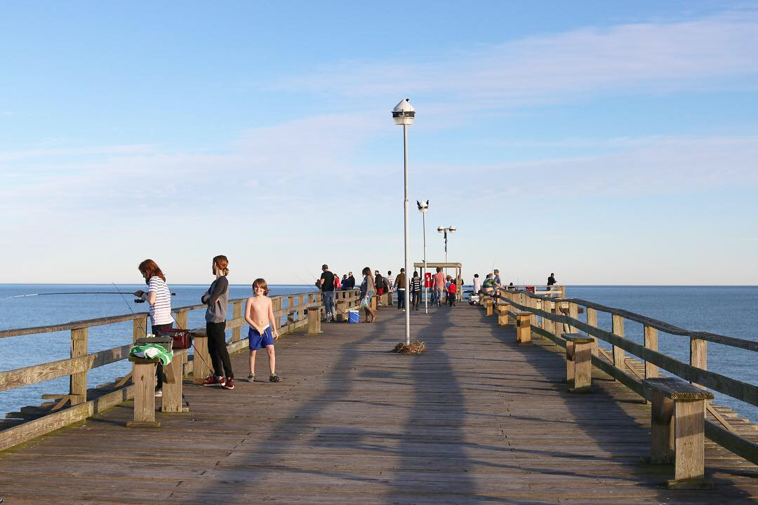 Our Afternoon At Kure Beach - Whistling In The Dark