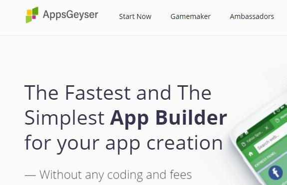 5 बेस्ट फ्री एंड्रॉइड ऐप मेकर: बिना कोडिंग के खुद का एंड्रॉइड ऐप बनाएं- How To Make Android Apps without cooding.