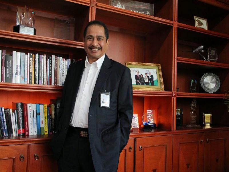 Biografi Arief Yahya