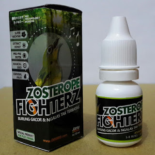 zosterope fighterz