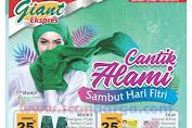Katalog Giant Ekspres Promo Mailer Beauty Fest 25 April - 6 Juni 2019