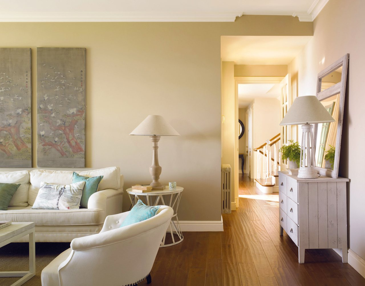Decoraconmar a iluminacion decorativa - Muebles para el salon ...