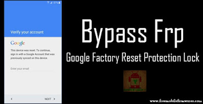 bypass frp protection android