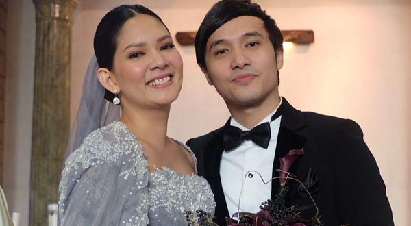 Chynna Ortaleza and Kean Cipriano tie the knot in gothic-inspired church wedding