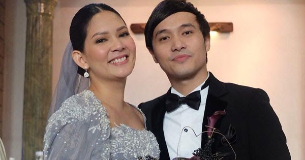 Chynna Ortaleza and Kean Cipriano tie the knot in gothic ...