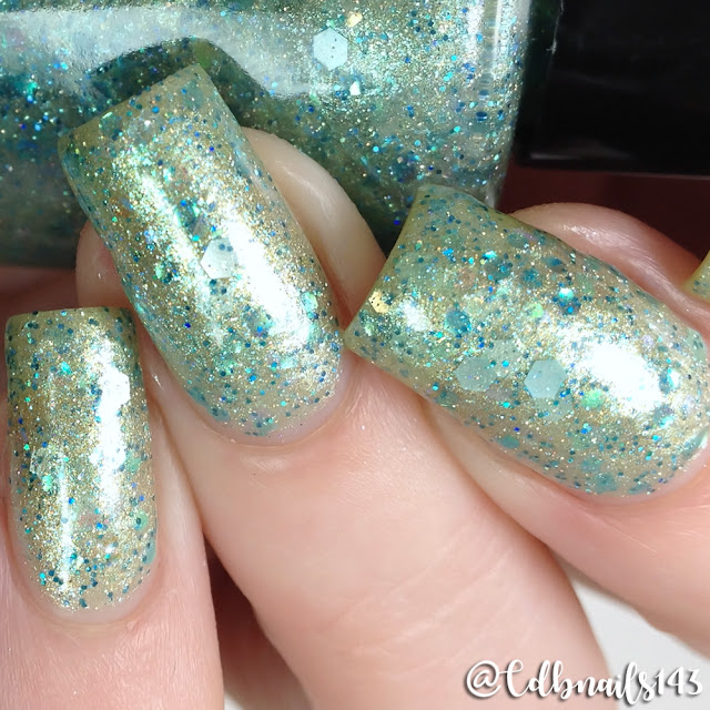 Sassy Pants Polish-Mermaid Tears
