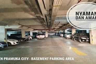 Inilah Permasalahan Parkir yang Sedang di Keluhkan Warga Green Pramuka