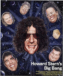 Howard Stern confirms it! Drew Friedman is BETTER than Picasso.
