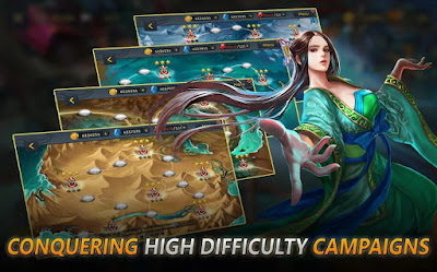 We Are Heroes v.2.0.4 Mod APK Full  [ High Damage + Health ] - Akozo.Net