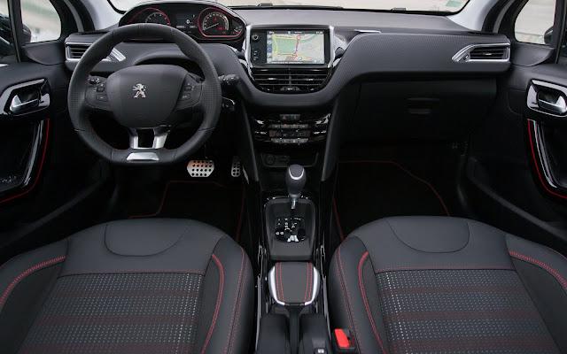 Peugeot 2008 1.6 THP Turbo Automático