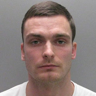 Disgraced former Sunderland footballer Adam Johnson