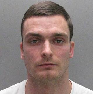 Disgraced former Sunderland footballer Adam Johnson