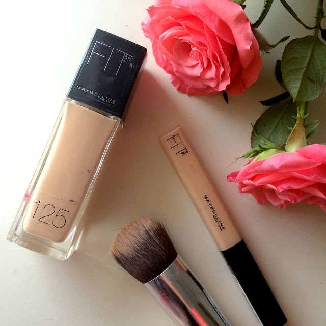 Maybelline Fit Me Foundation & Concealer Review