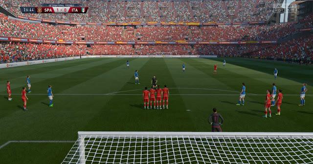 Fifa17 VS Pes17, lebih bagus mana?