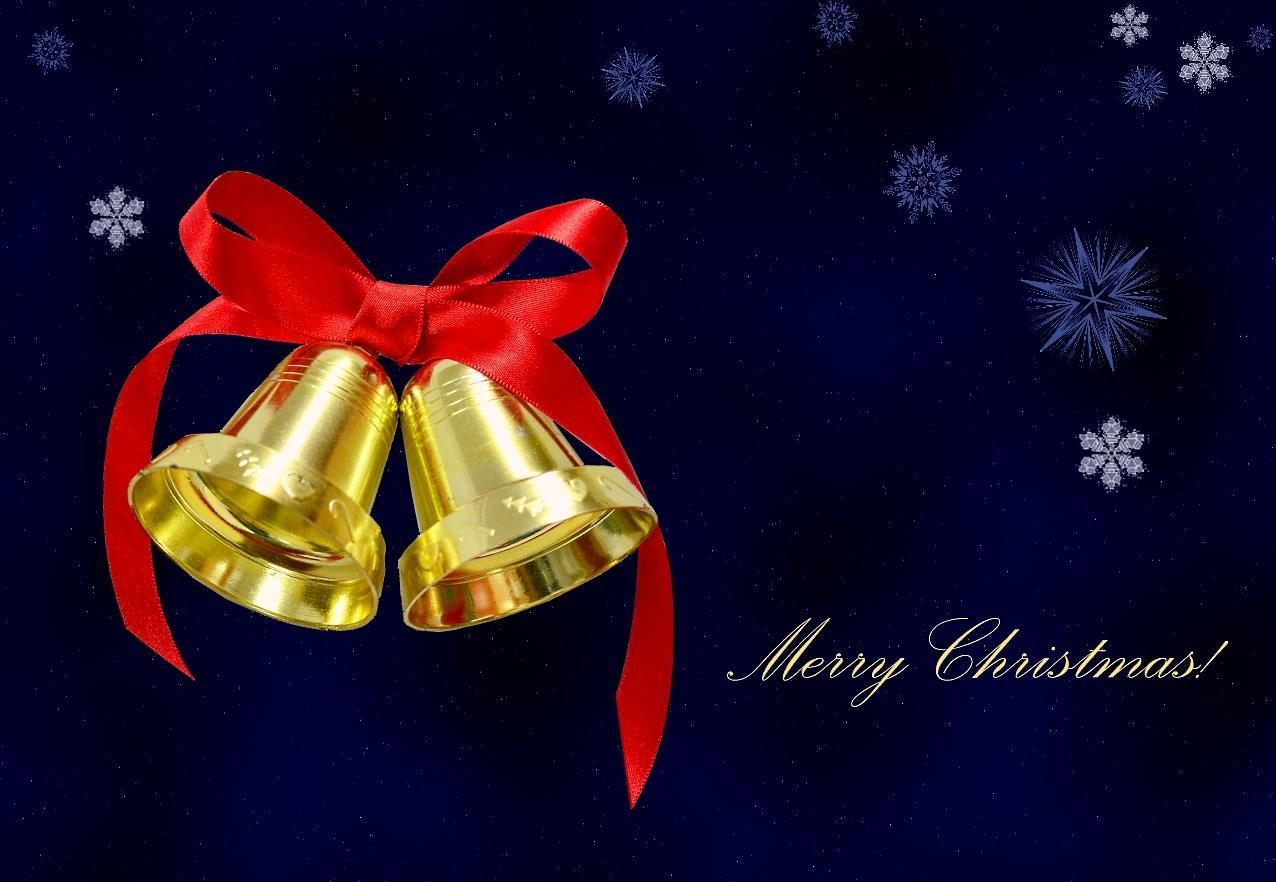 Christmas Bells Free Wallpapers